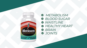 Meticore is a metabolism-boosting supplement crafted with all-natural ingredients to ensure users lose weight naturally and effectively. This supplement helps awaken a sleeping metabolism to fasten the body's digestive system, and flush out unhealthy toxins, both of which are common causes of weight gain.