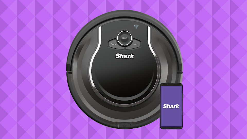 Save more than half on the Shark ION Robot Vacuum RV750. (Photo: Walmart)