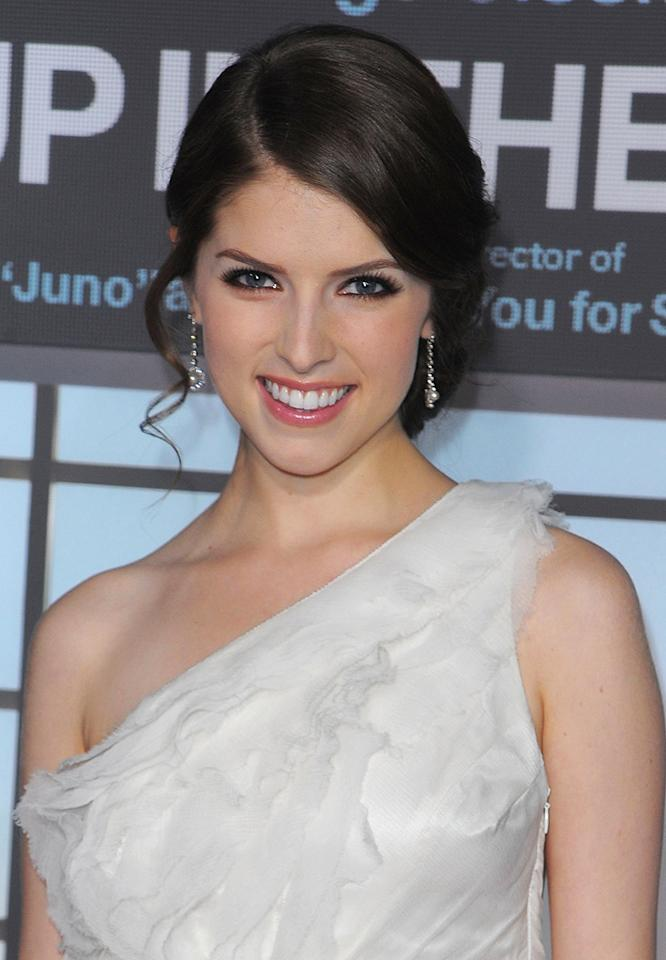 "<a href=""http://movies.yahoo.com/movie/contributor/1808458984"">Anna Kendrick</a> at the Los Angeles premiere of <a href=""http://movies.yahoo.com/movie/1810062520/info"">Up in the Air</a> - 11/30/2009"