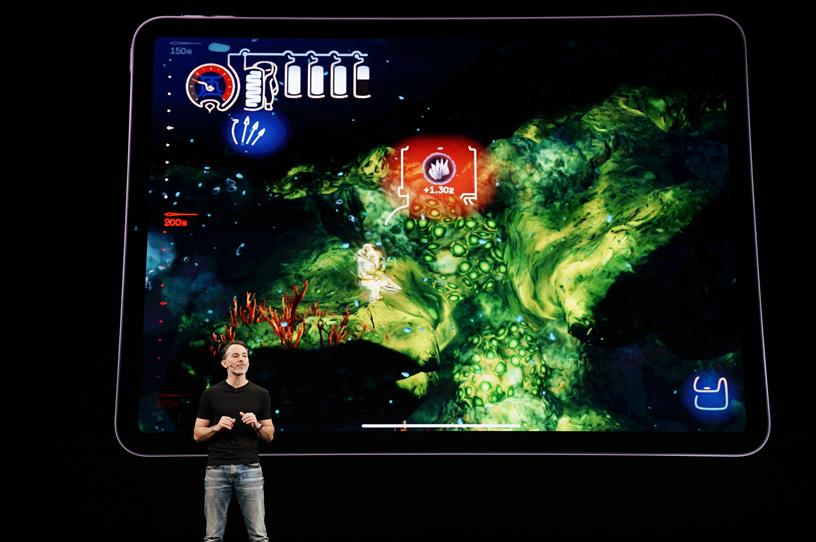"Capcom producer Peter Fabiano introduces the Apple Arcade exclusive, ""Shinsekai: Into the Depths,"" an undersea platformer."