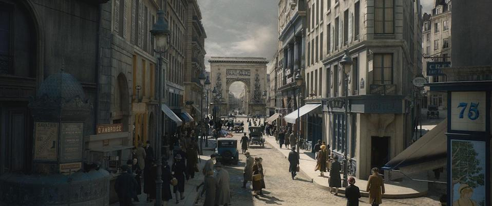 Each <i>Fantastic Beasts</i> will be set in a different part of the world. <i>The Crimes of Grindelwald</i> takes place in Paris.