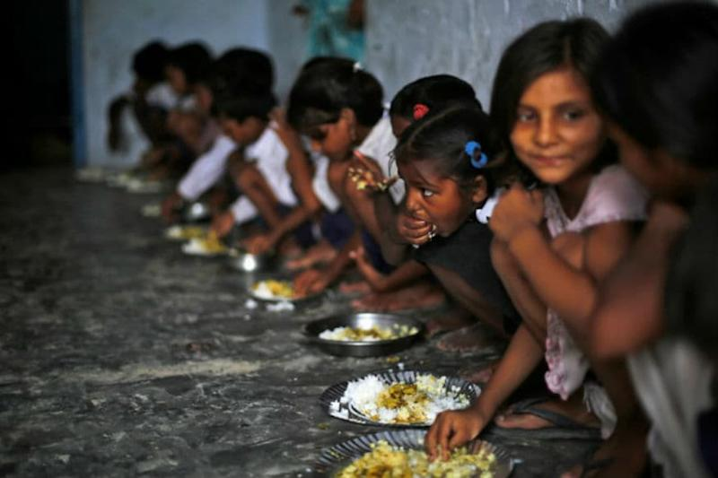 NHRC Notice to HRD Ministry, Bihar Govt Over Plight of Children Due to Non-supply of Mid-day Meal