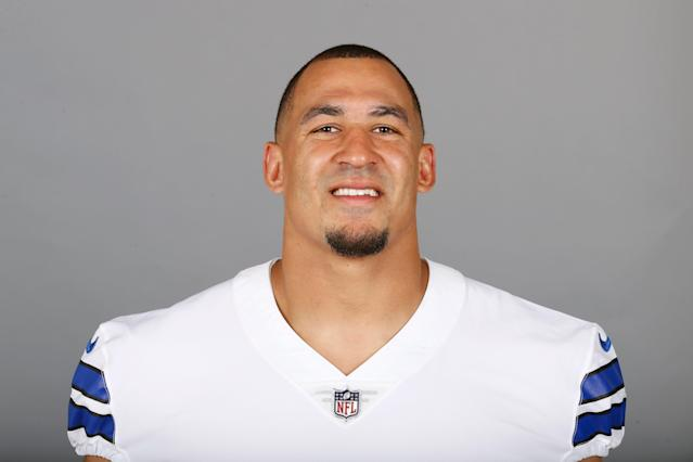 Tyrone Crawford of the Dallas Cowboys was charged for his involvement in a bar fight in March. (AP)
