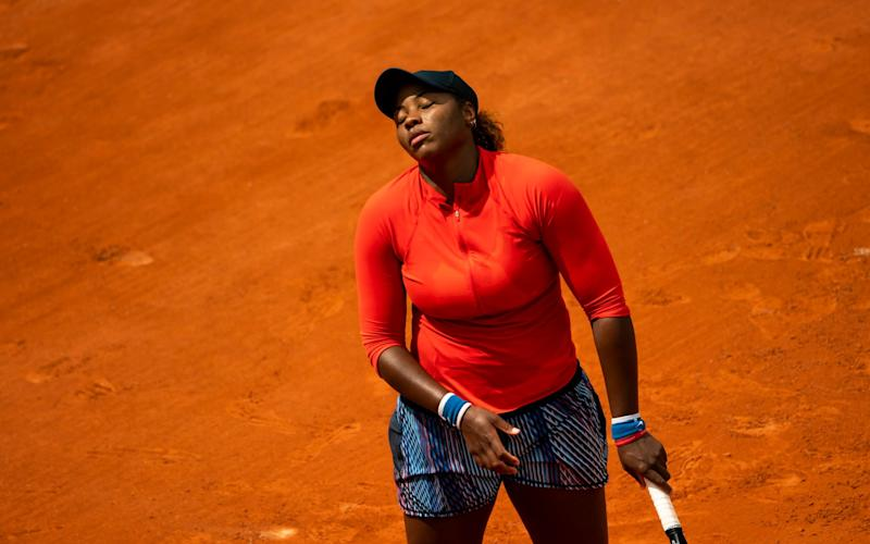 Taylor Townsend - GETTY IMAGES
