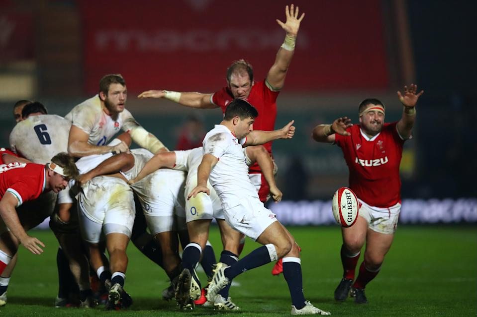 <p>Autumn Nations Cup - Wales v England</p> (Getty Images)