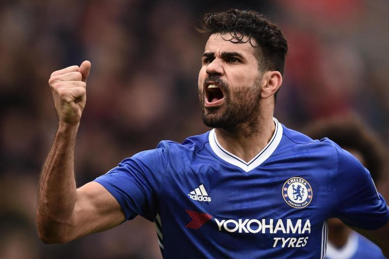 Why not France? Diego Costa says he is happy at Chelsea despite talking up potential move to Ligue 1
