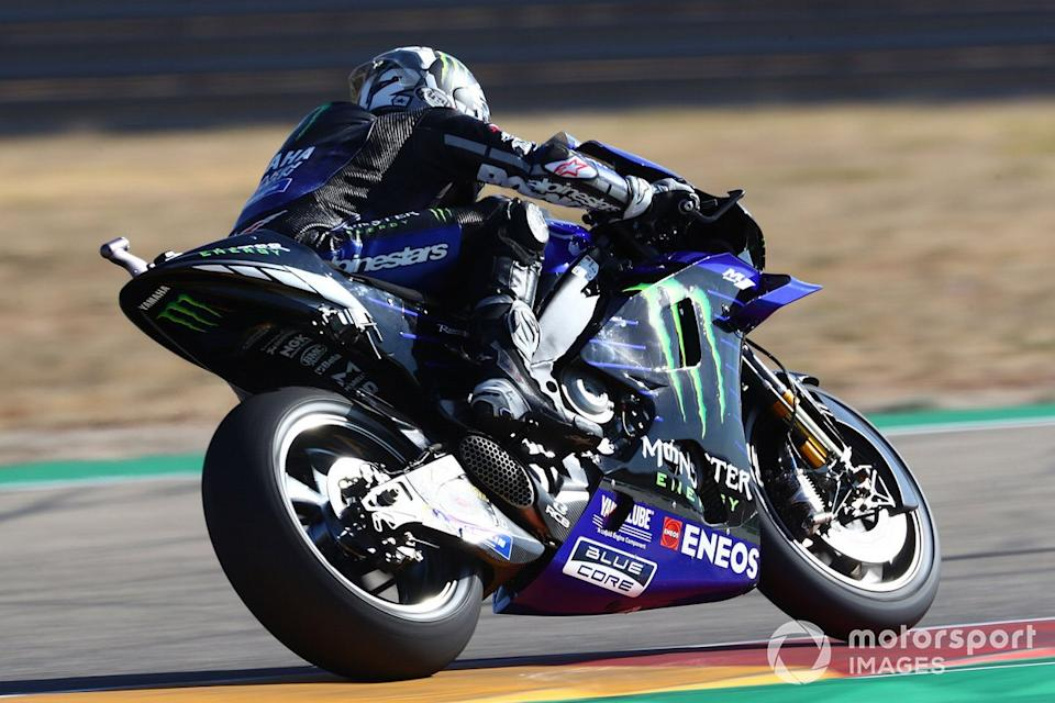 "Maverick Viñales, Yamaha Factory Racing <span class=""copyright"">Gold and Goose / Motorsport Images</span>"