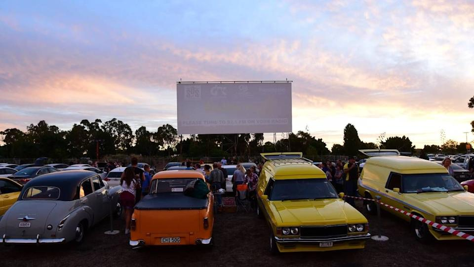 Photo credit: Sunset Drive-In