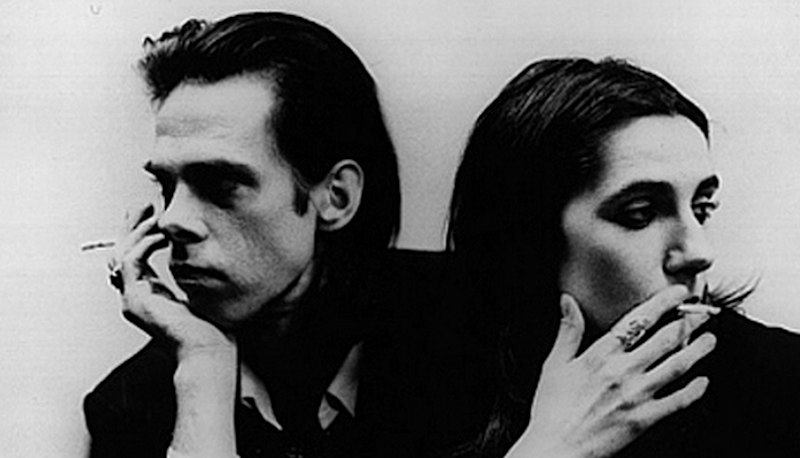 """PJ Harvey releases cover of Nick Cave and The Bad Seeds' """"Red Right Hand"""": Stream"""