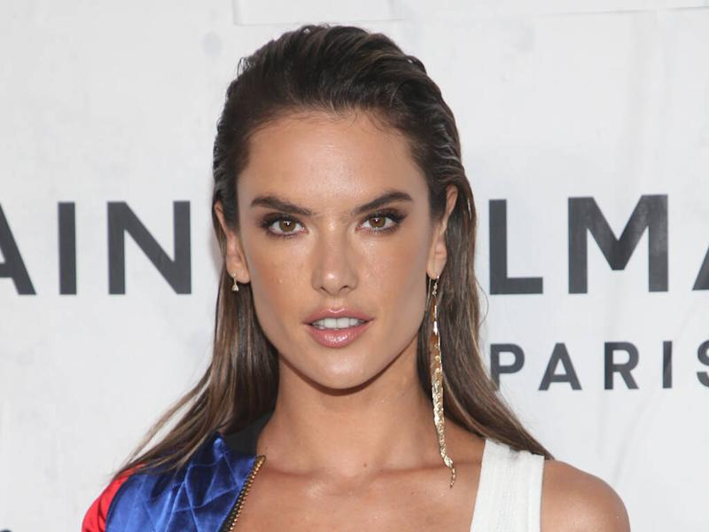 Alessandra Ambrosio to spend New Year's Eve at the beach
