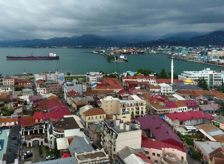 Georgia's Black Sea port city of Batumi is also a draw for digital nomads