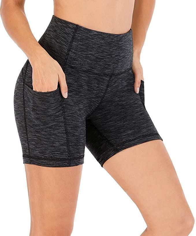 <p>These <span>Ewedoos Workout Shorts</span> ($17) are such a good length. Plus, they're super soft; there's nothing not to like.</p>