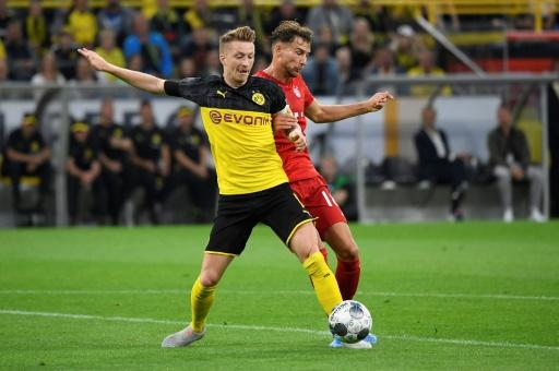 Dortmund beat defending Bundesliga champions Bayern in August to win the German Super Cup