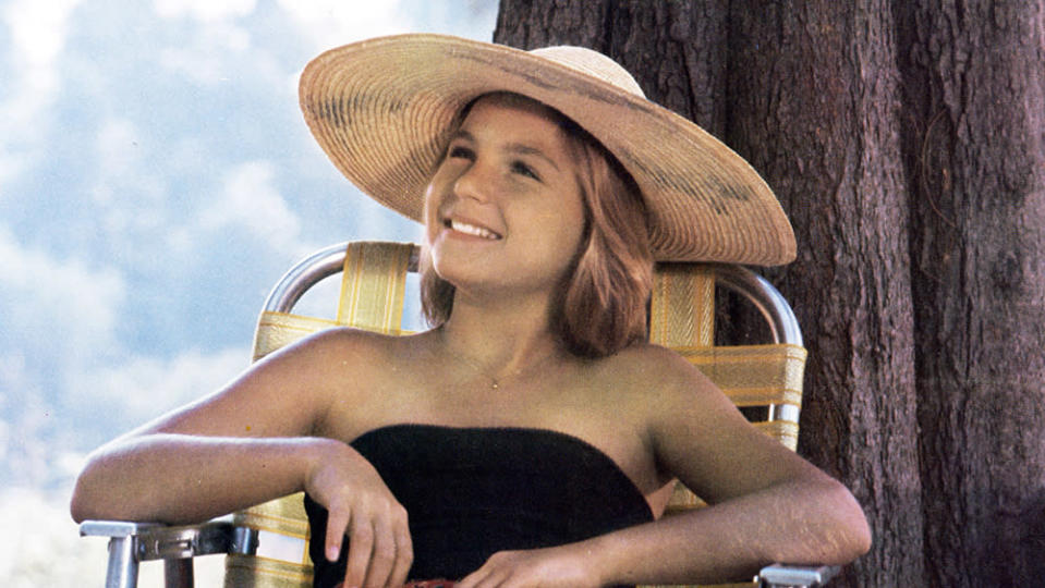 """Tatum O'Neal in """"The Bad News Bears"""" - Credit: Courtesy of Everett Collection"""