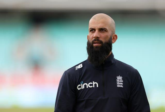 Moeen Ali is England's new vice-captain.