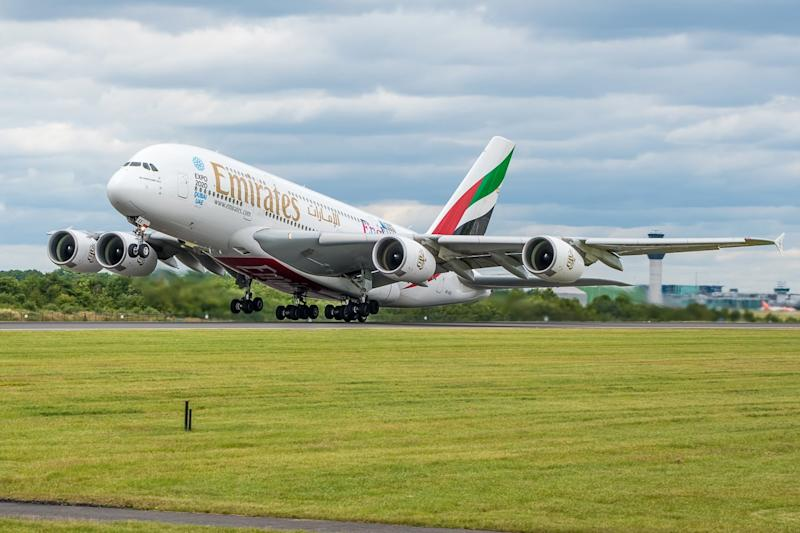 The couple were reportedly forced to leave an Emirates flight to Dubai: Shutterstock