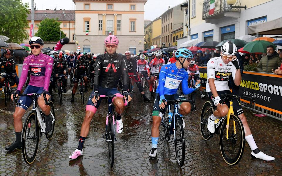 Giro d'Italia 2021, stage three – live race updates - GETTY IMAGES