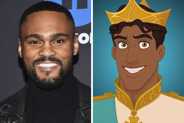 Once Upon A Time Jeff Pierre Cast As Prince Naveen In Abc Series