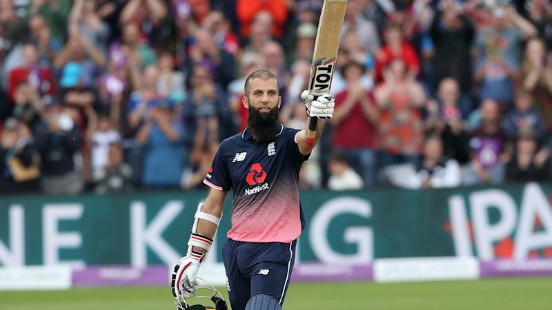 On this day in 2017: Moeen Ali hits England's second fastest ODI hundred