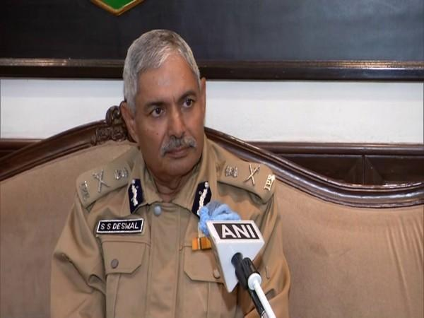 SS Deswal, Director General, ITBP (File Photo)