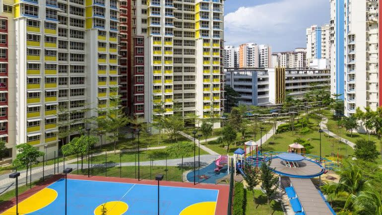 HDB Resale Flat Estates Ranked from Most Expensive to Most Affordable
