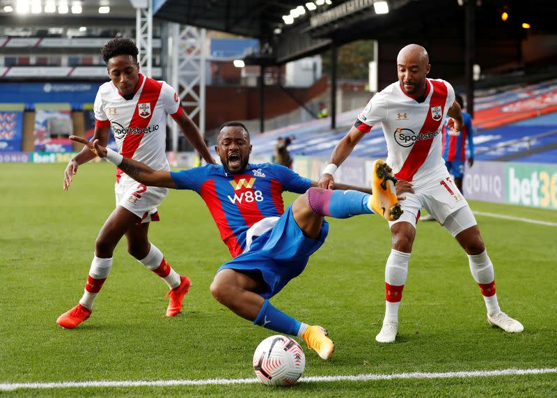 Hasenhuettl hails better use of VAR in Southampton defeat by Palace