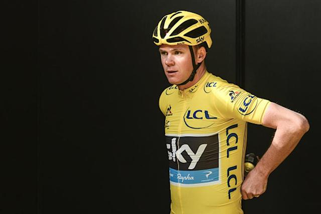 Britain's Chris Froome says he is not even contemplating missing the Tour de France and is confident the investigation into his adverse doping test at last year's Vuelta a Espana will clear him of wrongdoing