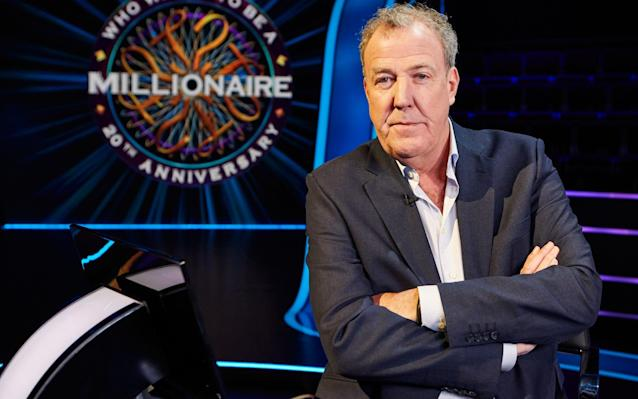 "Saturday 5 May Who Wants to Be a Millionaire? ITV, 9.15pm Judith Keppel winning, the Coughing Major cheating, Chris Tarrant smirking – for a brief period at the turn of the century Who Wants to Be A Millionaire? was the hottest programme on TV. One episode was watched by more than 19 million viewers and the show went on to inspire a bestselling novel, Q&A, which in turn became Slumdog Millionaire, Danny Boyle's 2008 Oscar-winning film. In truth, the quiz series only left TV screens four years ago, but it's the heady early years that ITV is clearly hoping to repeat with this new version to commemorate the 20th anniversaryof the programme. So, what can we expect? It will air every night this week, and there's a new host, Jeremy Clarkson, who's roaring in to replace Tarrant. The old lifeline favourites – Phone a Friend, Ask the Audience and 50/50 – remain in place, although ITV have confirmed that there will be a fourth – Ask the Host. Contestants will also be allowed to set their own safety net, traditionally £32,000, once they reach question five. But is it possible for this version to capture the public's imagination in these days of peak TV? One thing is certain: Clarkson has just the right amount of cocky charm to make a go of it as host. Sarah Hughes Happy Tent Tales CBeebies iPlayer,from today The BBC's preschool series of live-action folk tales continues with five traditional stories presented by Karina O'Malley. There's Welsh fairy tale The Golden Harp, traditional Scottish fable The Eagle and the Wren, and a lovely take on one of Aesop's best, The Fox and the Crow. Rugby Union: Army v Navy Sky Sports Arena, 2.45pm Twickenham is the setting as the two Armed Forces compete for the Babcock trophy. Women's FA Cup Football: Arsenal Women v Chelsea Ladies BBC One, 5.10pm Arsenal Women take on Chelsea Ladies in the final of the FA Cup, which takes place at Wembley Stadium. Fourteen-time winners Arsenal overcame Everton Ladies 2-1 in their semi-final, while Chelsea defeated the holders Manchester City 2-0. This match is a repeat of the 2016 fixture, in which the Gunners emerged victorious 1-0, thanks to Danielle Carter's early strike. Beatles Night Sky Arts, from 6.00pm Sky Arts celebrates all things Fab Four with films tracing The Beatles from their humble beginnings to the heady heights of becoming the most famous pop band in the world. First up is My Beatles Black Album with Charles Hazlewood, in which the composer creates a mix of solo tracks by members of the band. The Beatles: From Liverpool to San Francisco then charts the band from their days playing in the Cavern Club to their US success. That's followed by Ben Lewis's recent The Beatles, Hippies & Hells Angels which looks at the rise and fall of their multimedia arm Apple Corps. SH Britain's Got Talent ITV, 8.00pm With two golden buzzer acts already through to the live semi-finals, the fourth round of auditions heats up as more hopefuls strive to impress Simon Cowell, Alesha Dixon, Amanda Holden and David Walliams. Britain's Most Historic Towns Channel 4, 8.00pm It's time to uncover Britain's ""Most Regency"" town – and if eager Georgette Heyer fans were about to shout Bath, you are wrong. The answer, it turns out, is Cheltenham. Alice Roberts learns about Regency etiquette and uncovers why the pigeon is so important to the spa town. Casualty BBC One, 9.15pm Fans of the long-running medical drama get a treat here as the magnificently icy consultant Connie Beauchamp (Amanda Mealing) returns to work and instantly begins to reassert her authority. Elsewhere, doctor Ethan (George Rainsford) gets a shock when he visits the spot where his brother was murdered. The Great Rameses: New Evidence Revealed Channel 5, 10.10pm Channel 5's latest series is a pretty straightforward but interesting-enough trawl through Ancient Egyptian history. The series begins with the story of Rameses II, who defeated the Hittites and was subsequently declared a living god by his people. SH Casablanca (1942, b/w) ★★★★★ ITV3, 3.00pm Humphrey Bogart's Rick runs the American Bar in the eponymous Moroccan city, while Ingrid Bergman is the old flame who forces him to choose between his own heart and the fight against Nazism. Seventy six years on, Michael Curtiz's Oscar-winning romantic drama is still a film to make the spirit soar; its finely drawn characters, quotable dialogue and haunting music have become iconic. Kajaki (2014) ★★★★☆ BBC Two, 10.00pm; N Ireland, 11.00pm This tense film from Paul Katis tells the true story of British soldiers trapped in a mine-laden riverbed in Afghanistan. It not only convinces with its gory effects, but also with the agony each mine inflicts, and the delirium added when each man doses up with morphine: the acting from a uniformly strong ensemble cast, including Game of Thrones's Mark Stanley, puts you right there. Sex and the City 2 (2010) ★★☆☆☆ ITV, 10.35pm SatC stalwarts will want a bite of this second film from the Big Apple franchise, but New York City is no more as Carrie (Sarah Jessica Parker) and friends head to Abu Dhabi. The fashion is outrageous, there's a gay wedding with a swan, and Liza Minnelli does Beyoncé, but the whole thing is culturally insensitive and the women morph into cartoon characters. Turn off your brain and enjoy spending time with these old friends. Sunday 6 May Benoit Blin, Tom Allen, Liam Charles and Cherish Finden. Credit: Channel 4 Bake Off: The Professionals Channel 4, 8.00pm Completing the trifecta of Great British Bake Off shows that have switched from the BBC to Channel 4 is this competition for professional pâtissiers, formerly called Crème de la Crème. The six-part contest has wisely retained judges Benoit Blin and Cherish Finden, and hired new hosts in comedian Tom Allen and newcomer Liam Charles, who appeared in last year's Bake Off. The format sees 12 teams of two pastry chefs compete in confectionery wars, beginning with the first half dozen. They're tasked with making 24 tartes aux fruits and 24 tartes conversations [a sort of French Bakewell tart] followed by a show-stopping edible structure based on a Black Forest gâteau. The tension spikes as temperatures rise inside Firle Place in East Sussex, where it's filmed – sweltering heat leads to high drama when contestants' chocolate sculptures look in danger of toppling over. The appeal of the contest is in the staggering quality of the complicated pastries and edible works of art that the chefs turn out, which understandably knock the offerings of Bake Off's amateurs into a cocked hat. And judges Blin and Finden are as theatrical as they are hard to please. This results in a scrumptious hour of food fetishism. Vicki Power Premier League Football: Chelsea v Liverpool Sky Sports Main Event, 3.30pm Having won their last four games, Chelsea go into this match against third-placed Liverpool in good form. The Blues' defence will have to be at its best, though: in Mohamed Salah, Liverpool have the most dangerous attacker in the league, and he'll relish the opportunity to score against the club that sold him to Roma in 2016. When these sides met at Anfield, an 85th-minute goal from Willian ensured Chelsea salvaged a 1-1 draw. The Big Painting Challenge BBC One, 6.00pm It's the final of this uplifting painting contest for amateurs, and the quartet of finalists relocate to Chatham Dockyards, where they must paint self-portraits. The Durrells ITV, 8.00pm The arrival of the circus to Corfu provides the magic to bring Louisa (Keeley Hawes) and the recently separated Spiro (Alexis Georgoulis) ever closer in an emotional final episode of this beguiling drama. In fact, all of the Durrells have relationship upheavals, teeing up the action nicely for a fourth series. The Woman in White BBC One, 9.00pm Wilkie Collins's Gothic thriller continues to compel in this fresh adaptation. In the penultimate episode, the women continue to suffer – clued-up Marian (Jessie Buckley) still has fever, rendering her unable to save her clueless half-sister Laura (Olivia Vinall) from the big twist we all know is coming. Ballet's Dark Knight: Sir Kenneth MacMillan BBC Four, 9.00pm Darcey Bussell and Monica Mason are among the ballet stars who pay tribute to the choreographer Kenneth MacMillan in this excellent new biopic. Bussell, who worked with him at the age of 19, recalls how hard he pushed his dancers: ""Nothing was ever good enough."" With contributions from MacMillan's widow, Australian artist Deborah Williams, the documentary celebrates how the former artistic director of the Royal Ballet transformed ballet from polite pirouetting to a gritty, sexy art form. Michael Clark's To a Simple, Rock 'N' Roll: Song BBC Four, 10.00pm Filmed at the Barbican in 2017, maverick choreographer Michael Clark's acclaimed To a Simple, Rock 'N' Roll: Song is a mesmerising three-act piece in which he pays tribute to his greatest influences: punk music, Erik Satie and David Bowie. It is introduced here by Jarvis Cocker. VP Walter Presents: Tabula Rasa Channel 4, 10.15pm Belgium gives the Nordic lands a run for their money with another top-notch TV thriller. This nine-parter follows Mie D'Haeze (Veerle Baetens), an amnesiac psychiatric patient who finds she's been implicated in a missing persons case. Her disturbed mind makes sorting the truth from fantasy virtually impossible. VP Megamind (2010) ★★★☆☆ Channel 4, 2.30pm DreamWorks' fun tale of a Mekon-like, inept baddie is weird and witty. Directed by Tom McGrath, who was behind Madagascar, Will Ferrell leads voice duties, with funny turns from David Cross as his deputy, Minion, and Brad Pitt as his vain, buff, Aryan nemesis, the perpetually victorious Metro Man. An amusing quirk of Megamind's is his affected pronunciation – he pronounces Metro City to rhyme with atrocity. The Boxtrolls (2014) ★★★☆☆ Film4, 2.50pm There's a cheerfully grotesque streak to this Oscar-winning stop-motion animation from the makers of Coraline and ParaNorman. In the town of Cheesebridge, a human boy raised by boxtrolls – trash-collecting creatures who live under the sewers wearing cardboard boxes – vows to save them from a villainous pest exterminator. It's an endearing set-up and the carnival feel should please both adults and children. The Lord of the Rings: The Return of the King (2003) ★★★★☆ ITV2, 6.10pm The denouement to Peter Jackson's grandiose adaptation of JRR Tolkien's epic is the one that scooped an Oscar. Frodo Baggins (Elijah Wood) and Sam (Sean Astin) arrive at Mount Doom to destroy the Ring, both helped and hindered by the loathsome Gollum. Jackson's only misjudgement is that the film meanders on for around half an hour after the real action is over. Bank Holiday Monday Peter Kay and Sian Gibson Credit: BBC Peter Kay's Car Share Unscripted BBC One, 10.00pm The emergence of this improvised episode and the official climax to Peter Kay's sitcom (airing next Bank Holiday Monday) is a treat for all sorts of reasons. Firstly, it would seem to allay concerns prompted by the comedian's sudden cancellation of an extensive stand-up tour late last year. Secondly, it may offer closure to the many viewers left distraught by the cliffhanger ending to the second series, which saw straight-talking, outwardly stern John (Kay) fail to respond to the declaration of love proffered by co-worker and unsinkable romantic Kayleigh (Sian Gibson). And thirdly, it will mean one more hour in the company of these two beautifully drawn characters who felt like old friends from the moment they first appeared on our screens in 2015. This opening salvo sees Kay and Gibson ad-libbing in character, attempting to corpse each other with a ruthless lack of professionalism as John and Kayleigh drive home on their daily commute in John's Fiat 500, their only company being the cheesy oldies radio station Forever FM. Don't expect resolutions yet; instead, sit back and enjoy two fine performers rustling comic magic up out of thin air. Gabriel Tate The £100k Drop Channel 4, 4.00pm It has a new teatime slot and a 10th of the previous prize money, but Davina McCall is still in situ for this entertaining game show of general knowledge and playing the odds. Tenko True Entertainment, 6.00pm The classic BBC drama set in a Japanese POW camp for British, Dutch and Australian women interned after the fall of Singapore in 1942 is being aired every weeknight at 6.00pm. It's unflinching in its explorations of friendship, sexuality and the degradations of war. Danceworks: The Dying Swan BBC Four, 7.30pm Beginning four consecutive nights of films exploring the world of British dance today, former Royal Ballet principal Zenaida Yanowsky explores the physical toll of her career as she attempts one final post-surgery comeback. Dispatches: Britain's Benefits Crisis Channel 4, 7.30pm Morland Sanders investigates the Government's roll-out of the Universal Credit scheme. It is ostensibly aimed at simplifying the benefits system but instead it is dogged by controversy, cuts to provisions and administrative glitches. ATP Masters Tennis: The Mutua Madrid Open Sky Sports Main Event, 7.30pm It's the opening day of play in the clay-court tournament at the Caja Magica, where world number one and home favourite Rafael Nadal – in formidable form – is the event's reigning champion. The Woman in White BBC One, 9.00pm Fiona Seres's impressively sustained exploration of brutal, brittle masculinity and the stout resistance of their intended victims reaches a gripping climax as Lura (Olivia Vinall) and Marian (Jessie Buckley) strike back against the devious Fosco (Riccardo Scamarcio) and thuggish Sir Percival (Dougray Scott). The Road to Palmyra BBC Four, 9.00pm Ebullient historian Dan Cruickshank and wry photographer Don McCullin make an odd couple, yet their journey through a ravaged Syria casts new light on both the conflict as well as what the material and spiritual costs will be for future generations. GT Genderquake Channel 4, 9.00pm This gimmicky but occasionally enlightening TV experiment puts 11 strangers with different attitudes towards gender and sexuality in a house together for a week: prejudices are aired, preconceptions challenged and romances kindled. It concludes on Tuesday with further revelations and realisations, as well as a debate on the issues raised at 10.00pm. GT Forrest Gump (1994) ★★★★☆ Sky One, 9.00pm Robert Zemeckis's Oscar-winning comedy drama is full of spirit – even if, at times, it's slightly saccharine. Forrest (Tom Hanks) is a simpleton with a heart of gold, who, ever true to the homely advice of his mother (Sally Field) is reflecting on his improbable life as a Vietnam War hero, table-tennis champion and accidental millionaire. Hanks, depending on your sentimentality threshold, may prove to be adorable. Notting Hill (1999) ★★★★☆ ITV, 10.20pm This is the second of Richard Curtis's romcoms, after Four Weddings and a Funeral, about bumbling good eggs and frightfully pretty girls. Hugh Grant plays a London bookseller who attracts the attention of a film star (Julia Roberts) – it's amusing, in particular when Grant's character ineptly poses as a journalist from Horse & Hound magazine at a press junket for her sci-fi movie. Papillon (1973) ★★★★☆ BBC Two, 11.00pm Based on the autobiography of petty criminal Henri Charrière – nicknamed Papillon because of his butterfly tattoo – this powerful prison drama is set in the infamous French penal colony Devil's Island. Steve McQueen impressively stars as the title character, desperate to escape Devil's Island's gruesome brutality. Dustin Hoffman gives memorable support as his friend, the small-time fraudster Louis Dega. Tuesday 8 May Inspirational: Kate Humble with Emma and some alpacas Credit: BBC Back to the Land with Kate Humble BBC Two, 7.00pm There aren't many TV shows that merit the word ""inspirational"" but Kate Humble's series looking at the lives and work of entrepreneurial countryside pioneers around the UK does. Here she returns for another 12-part run, beginning by visiting four new start-ups in Cornwall which were prompted by a perceived gap in the market. Her clear favourites – she returns again and again to check on their progress – are free-diving seaweed harvesters Caro and Tim. This sustainability-aware pair were looking to work locally when they realised that, despite seaweed becoming more fashionable as a cooking ingredient, no one was harvesting the plentiful supply in the sea near them. Much hard work and ingenuity later, it's an unlikely business idea that looks set to be a winner. Humble also meets a couple who reversed their farm's declining fortunes by taking a leap of faith into free-range duck breeding, two best friends who supply native-flower bouquets to Cornwall's booming high-end wedding market and a lavishly bearded brewer whose wild foraging in the local fields and hedgerows supplies the ingredients for his uniquely flavoured ""wild"" beers. Gerard O'Donovan Danceworks: Street to Stage BBC Four, 7.30pm Rising British star Dickson Mbi displays a range of talents in this film following him and his hip-hop popping team, Fiya House, competing in an international street dance competition. Eurovision Song Contest 2018 BBC Four, 8.00pm The Eurovision song contest circus kicks off tonight in Lisbon with the first semi-final featuring 19 countries (including Ireland) of the record-equalling 43 competing this year. UK fans have to wait for Saturday's Grand Final to hear SuRie sing our entry, Storm. The Secret Life of 5 Year Olds Channel 4, 8.00pm The first in a two-part special exploring how children learn the difference between right and wrong, as another class of five-year-olds are challenged to decide if it's OK to cheat and what to do when someone tells you a secret. Abandoned Engineering Yesterday, 8.00pm The series exploring mysterious abandoned buildings returns for a second series. This week, a vast labyrinth of crumbling tunnels, bunkers and towers in northern Poland, once a cutting-edge oil refinery, reveals its former role as a pivotal part of Hitler's war machine. GO The Split BBC One, 9.00pm Abi Morgan's legal drama hurries on apace with further revelations drawing us deeper into the lives of Hannah (Nicola Walker) and her dysfunctional family of lawyers. Tonight, things get heated in a case involving frozen embryos, and matriarch Ruth (Deborah Findlay) is evasive over finances. Later Live: with Jools Holland BBC Two, 10.00pm Returning for a 52nd series, Jools Holland welcomes more acts to play live in studio. Among them are Snow Patrol, Plan B, Bettye Lavette, and rising stars Shame and Jade Bird. Prince Harry & Meghan Markle: The Engagement Interview BBC One, 11.40pm; NI/Wales, 12.05am; Scot, 12.45am In case you won't catch the endless clips in royal wedding-related programming over the next 10 days, here's a repeat of the interview the couple gave Mishal Husain at Kensington Palace last year on the day they announced their engagement. GO My Cousin Rachel (2017) ★★★☆☆ Sky Cinema Premiere, 2.30pm and 11.30pm ""Did she? Didn't she?"" ponders stricken hero Philip Ashley about the titular character and the possible murder of her husband/his cousin. This is based on Daphne du Maurier's 1951 novel, but there was also a film version in 1952, an Eighties BBC version, on radio, and on the stage. Young Philip, the heir to a fortune, is played in Roger Michell's stylish but sexless adaptation by a rakish Sam Claflin. Hot Fuzz (2007) ★★★★☆ ITV2, 9.00pm Simon Pegg and Edgar Wright's follow-up to the cult comedy-horror Shaun of the Dead (and the second chapter in the Cornetto Trilogy) reunites Pegg with Nick Frost in the story of two policemen who uncover a conspiracy in a Somerset village. Timothy Dalton is a sinister triumph as a millionaire baddy. Sharp, funny and with explosive action scenes, it's a very British action-comedy that does everything it should. Whatever Happened to Aunt Alice? (1969) ★★★☆☆ Talking Pictures TV, 9.00pm This is the third in a trilogy of Robert Aldrich-produced films (following What Ever Happened to Baby Jane? and Hush… Hush, Sweet Charlotte). It also features two female leads – this time, an Arizona widow (Geraldine Page) hires housekeepers to con them out of their money before murdering them, but Ruth Gordon's Alice Dimmock isn't easily fooled. Wednesday 9 May Healthy outlook: Fearnley-Whittingstall with volunteer Janet Credit: BBC Britain's Fat Fight with Hugh Fearnley-Whittingstall BBC One, 9.00pm; Scotland, 10.45pm He tried to get Newcastle exercising together and demonstrated to the unconvinced in Bristol just how much sugar there is in a smoothie, now, in this final episode, Hugh Fearnley-Whittingstall faces his toughest test of all – he heading to the Tory Party Conference to speak about obesity and attempting to get an audience with Health Minister Jeremy Hunt. But can he convince the ministers – and the hard-to-pin-down Hunt – that they need to do more to combat both national awareness of what we eat and the country's fitness levels? First, he checks in with some of those who have signed up for the Newcastle Can scheme; heads out for a surfing lesson with Janet, a willing but struggling participant; trials a weight-loss experiment at the GP's surgery and looks at the way in which marketing affects our understanding of food. Whether or not he manages to replicate the impact that Jamie Oliver had on the government during his school dinners campaign remains to be seen, but this impassioned series will surely have convinced the UK's couch potatoes that it's time to embrace the sunnier weather and start walking. Sarah Hughes DanceWorks: Choreographing History BBC Four, 7.30pm ""With contemporary dance we don't inherit ready-made stories, so we have to make up our own,"" says choreographer Shobana Jeyasingh in this fascinating film. Jeyasingh's latest work, Contagion, takes the 1918 Spanish flu pandemic as its subject, and this documentary follows her as she translates her research into a haunting, beautiful piece of work. The Secret Life of the Zoo Channel 4, 8.00pm The fallout from orangutan Emma's pregnancy continues this week as the new mother pushes away the older child to raise the baby, leaving the zoo staff increasingly worried as to how the abandoned youth will cope. Mystery of the Lost Paintings Sky Arts, 8.00pm This episode examines the 1958 fire at New York's Museum of Modern Art, which destroyed two of Monet's famous Water Lily paintings, before attempting to digitally reconstruct one of the damaged works. Love in the Countryside BBC Two, 9.00pm Everything moves up a gear as lovelorn dairy farmers Pete and Ed invite their three prospective partners over for a weekend. Cue early issues as fiftysomethings Helen and Caroline struggle in the face of thirtysomething Frannie's more obvious assets. One Born Every Minute Channel 4, 9.00pm It's an emotional finale at the Birmingham Women's Hospital as we meet Lauren and Rachel, who are preparing for a second child, and Urwah and Nadhia, who are about to meet their fifth. Meanwhile, Laura and Paul, friends turned lovers, have nine kids between them and another on the way. Harry & Meghan: A Love Story Sky One, 9.00pm Bafta-winning film-maker Toby Sculthorp turns his eye to Prince Harry and Meghan Markle, talking to close friends and former head of the British Army, Richard Dannatt. SH Tortured By Mum and Dad: The Turpin 13 Channel 5, 10.00pm When 13 children were discovered shackled and starved by their parents, David and Louise Turpin earlier this year, it made global headlines. This documentary returns to the case, asking how the pair managed to hide their terrible secret for so long. A Walk in the Woods (2015) ★★☆☆☆ Film4, 9.00pm Robert Redford turns Bill Bryson's elegant travelogue about his middle-aged attempt on the Appalachian Trail – a 2,000-mile trek through the eastern United States – into a sloppy sitcom. The great American outdoors, however, are shot in picturesque fashion. Nick Nolte and Emma Thompson star as Bryson's travelling partners, who at least reveal that the human condition is no walk in the park. Scream (1996) ★★★★☆ Sky One, 10.00pm Wes Craven rebooted the teenage-horror genre with Scream. It's gory, but clever and funny, too, particularly in its own self-awareness: the characters talk constantly about being in a slasher movie. And Craven wrong-foots us with a terrific opening sequence that gleefully breaks the rules of film-making. Courteney Cox and Neve Campbell star. The sequel Scream 2 is on Friday at 11.00pm. I Love You, Man (2009) ★★★★☆ 5STAR, 11.00pm Paul Rudd, realising he has no best man for his wedding, sets out to find himself a buddy in this contrived bromance from Meet the Parents/Fockers creator John Hamburg. Beer-swilling Jason Segal seems to fit the bill, but of course things go wrong. The results aren't hilarious, but both leading actors have their amusing moments, particularly Rudd with his James Bond impressions and bad air guitar. Thursday 10 May Michael C Hall (centre) in Safe Credit: Netflix Safe Netflix, from today For the man who played serial-killing forensics expert Dexter and funeral director David in Six Feet Under, it's fitting that we first encounter Michael C Hall's latest deeply flawed antihero, Tom Delaney, by his wife's grave in this opening set-piece of his new drama. This UK-set eight-parter then skips forward six years, with Tom (Hall's English accent is pretty passable) managing two teenage daughters, his work as a paediatric surgeon and life in a ""safe"" gated community. What becomes rapidly clear is that his neighbours are also nursing guilty secrets and haunted by past failures: from best mate Marc Warren and Amanda Abbingdon's dogged detective to Nigel Lindsay's jovial life-and-soul type. Then Tom's oldest daughter goes missing during a house party, and skeletons tumble out of closets in an enjoyably twist-riddled affair. The first collaboration between Safe's co-creators, bestselling novelist Harlan Coben and screenwriter Danny Brocklehurst (Accused; Ordinary Lies; Come Home), marries the former's love of a cliffhanger and skill with fast-paced narrative with the latter's facility for character and emotional insight. Gabriel Tate PGA Tour Golf: The Players Championship Sky Sports the Players, 12.30pm It's day one of the tournament widely regarded as the unofficial fifth Major, held at TPC Sawgrass in Florida. Last year, Kim Si-Woo, at 21, became the youngest champion in Players history and it was much deserved: his was a nerveless display that belied his young age. Danceworks: Prejudice and Passion BBC Four, 7.30pm Choreographer Carlos Pons Guerra invites the cameras into his latest production for children at the Birmingham Rep, a work challenging assumptions of gender and identity with its story of two male penguins raising a chick together. Premier League Football: West Ham United v Manchester United Sky Sports Main Event, 7.30pm Looking to secure their safety, relegation-threatened West Ham United welcome Manchester United to the Olympic Stadium. The Hammers will need to banish the memories of their last match against Man United, when Anthony Martial, Paul Pogba and a brace from Romelu Lukaku gave Jose Mourinho's side a 4-0 win. Eurovision Song Contest 2018 BBC Four, 8.00pm Rylan Clark-Neal and Scott Mills are joined by British Eurovision hopeful SuRie to introduce coverage of the second semi-final from Lisbon, with 10 of the 18 featured acts making it to Saturday's final. Food Unwrapped: China Special Channel 4, 8.00pm Jimmy Doherty and his team explore artisanal and commercial methods of production for garlic, noodles, soy sauce and fortune cookies. Red Ape: Saving the Orangutan BBC Two, 9.00pm This alarming and frequently harrowing documentary makes direct connections between Borneo's plummeting orangutan population, the boom in illegal animal trading and rocketing global demand for palm oil, but there are glimmers of hope, due to the ceaseless diligence of local activists. Urban Myths: David Bowie and Marc Bolan Sky Arts, 9.00pm Luke Treadaway and Jack Whitehall star as the teenage David Bowie and Marc Bolan in this by turns silly and oddly poignant comedy of two icons bonding, bickering and dreaming of stardom while earning a crust decorating their manager's office. GT Riot Girls Channel 4, 10.00pm A gleefully ribald new prank show from the supremely talented and smart quartet of Grace Campbell, Jen Wakefield, Cam Spence and Sophie Duker, using stunts to highlight the casual sexism and gender inequality in society from manspreading on the tube to contraception. It's as crude as it is funny and effective. Great Art ITV, 10.45pm; not STV Tim Marlow's admirably unadorned visual arts series returns to profile a man not unscrutinised over the years, but if this pen portrait fails to add much new to the David Hockney story, it's an efficient and entertaining primer, focusing on his Royal Academy landscape and portraiture exhibitions of 2012 and 2016. GT The Bourne Supremacy (2004) ★★★★☆ ITV4, 9.00pm Continuing the story of Jason Bourne, this sequel sees the former assassin (Matt Damon) living in Goa with his girlfriend Marie (Franka Potente) when a Russian assassin arrives to plunge him back into the deep end of a CIA conspiracy. While this is not quite on a par with the first film, Paul Greengrass's direction is typically exhilarating, and Joan Allen and Brian Cox lend excellent support. Cocktail (1988) ★★★☆☆ Sony Movie Channel, 11.10pm Tom Cruise plays a tequila-tossing barman in this romantic drama which cashed in on his heart-throb image. After leaving the army, Brian (Cruise) gets a job working in a Manhattan bar. His Martini mentor is Doug (Bryan Brown), who soon teaches him the tricks of the trade, but when the pair fall out over a girl, Brian heads for the Caribbean. It's a bland concoction but strangely agreeable. The Diary of a Teenage Girl (2015) ★★★★☆ Film4, 11.15pm This startling debut by Marielle Heller shows the funny side of a teenager's explorations into her sexuality as a 15-year-old wannabe cartoonist Minnie (Bel Powley) seduces her mother's 35-year-old boyfriend Monroe (Alexander Skarsgård). Heller's nimble direction and clever script ensure that the film never paints either Minnie or Monroe entirely as victim or predator. Friday 11 May Thure Lindhardt and Sofia Helin in The Bridge Credit: BBC The Bridge BBC Two, 9.00pm With the exception perhaps of Wallander, of all the Scandi-noir characters that we've seen in recent years it is The Bridge's Saga Norén (Sofia Helin), a committed Malmö detective with a level of social dysfunction that implies autism, who has burrowed deepest into the hearts of UK viewers. She struggles to cope emotionally with the world around her, but that only makes us like her all the more. When last we saw Saga, at the close of series three two years ago, she had solved another major murder case but stood accused herself of killing her abusive mother. At least she had the consolation of meeting a soulmate of sorts in Henrik Sabroe (Thure Lindhardt), a police colleague from across the Øresund bridge linking Sweden and Denmark, and a man deeply damaged by the murder of his wife and the disappearance of his two young daughters. At the start of this instantly gripping fourth and final series, things are not looking good for Saga as she wakes up in a cold, grey, unfamiliar environment. Meanwhile, Henrik is called to the scene of a particularly grizzly murder in Copenhagen that has a link to the controversial deportation of an Iranian illegal immigrant. Gerard O'Donovan Evil Genius: The True Story of America's Most Diabolical Bank Heist Netflix, from today A bank raid gone wrong, a horrific bomb-collar murder, a cat and mouse hunt by the FBI to track down a former beauty queen turned self-styled criminal. This anticipated documentary picks apart the bizarre story of the so-called ""pizza bomber heist"" that gripped the city of Erie, Pennsylvania, in 2003. Fifteen years later, the discovery of new evidence suggests that the story could be even more strange. The One Show: NHS Patients Awards Special BBC One, 7.00pm A special edition marking the 70th anniversary of the NHS and celebrating the work of doctors, nurses and medical staff who deliver outstanding care – as nominated by viewers and the Patients Association. Matt Baker and Alex Jones present. BBC Young Musician 2018 BBC Four, 7.30pm Violinist Nicola Benedetti and trumpeter Alison Balsom join presenter Josie D'Arby for the competition's semi-final, in which five individual category winners – including percussionist Matthew Brett, cellist Maxim Calver and saxophonist Robert Burton – compete for a place in the final. The judges include conductor Jessica Cottis and composer Kerry Andrew. GO Unreported World Channel 4, 7.30pm Krishnan Guru-Murthy reports from the popular tourist resorts of the Dominican Republic, where a UN investigation has uncovered shocking crimes against young people at the hands of sex tourists. Britain's Great Cathedrals with Tony Robinson Channel 5, 8.00pm In the final programme of his excellent series, Tony Robinson recounts the tangled – and entertaining – history of Winchester Cathedral, whose bishops were once among the richest, most influential and worst behaved in Britain – and where one of England's greatest novelists, Jane Austen, is buried. Portillo's Hidden History of Britain Channel 5, 9.00pm Bringing his foray to a close, former defence secretary Michael Portillo visits the village of Imber on the Salisbury Plain, which was taken over by the Army in 1943 for use as a wartime training ground and, despite promises to the contrary, still remains in the hands of the military. GO Test Cricket: Ireland v Pakistan Sky Sports Main Event, 11.50pm A historic occasion, this, as Ireland play their first-ever Test match, with Pakistan as the opposition at Malahide Cricket Club. Over the next few years, Ireland will have 60-65 home internationals, including 15 Test matches. Uncapped batsman Imam-ul-Haq, the nephew of former skipper Inzamam, has been named in Pakistan's squad. Northern Soul (2014) ★★★☆☆ Film4, 11.15pm The nostalgia is potent in this chronicle of the popular northern soul dance halls in the Seventies. The soundtrack is as evocative and wonderful as you might expect, and the drama offers a charming slice of social and cultural Lancashire history. It's just a shame that the storyline has to follow the same innocent young man led astray/conflict-resolution story arc of nearly every coming-of-age film out there. Buried (2010) ★★★☆☆ BBC One, 11.55pm; N Ireland, 12.25am Ryan Reynolds plays an American truck driver ambushed in Iraq and buried by insurgents in a coffin, with only a phone and a Zippo lighter at his disposal. One might assume the dramatic opportunities for a man in this predicament are finite, but Chris Sparling's inventive screenplay and Rodrigo Cortés' direction open up the story beyond the confines of the space in which Reynolds is trapped. The Crying Game (1992) ★★★☆ Channel 4, 12.05am Neil Jordan's tremendous psychological thriller, set against the backdrop of the Irish Troubles, still contains one of the great cinematic twists. Stephen Rea stars as Provisional IRA volunteer Fergus, who helps to kidnap a British soldier (US actor Forest Whitaker) in order to secure the release of jailed IRA members. However, things go wrong when Fergus begins to form a bond with his prisoner. Television previewers Toby Dantzic, Sarah Hughes, Gerard O'Donovan, Vicki Power and Gabriel Tate"