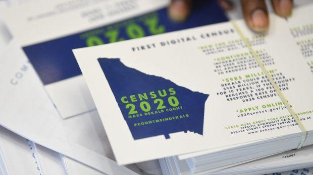 Instructions about how to fill out the 2020 Census