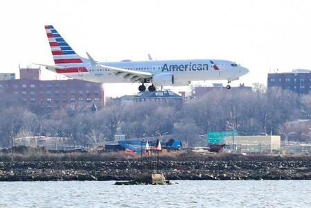 American Airlines 'confident' of Boeing 737 MAX flying this year - executive