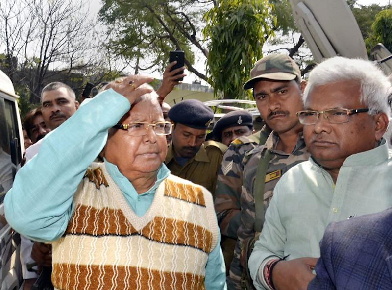 Lalu Yadav Convicted, Jagannath Mishra Acquitted in Fodder Scam Case; RJD Sees 'Modi-Nitish Hand'