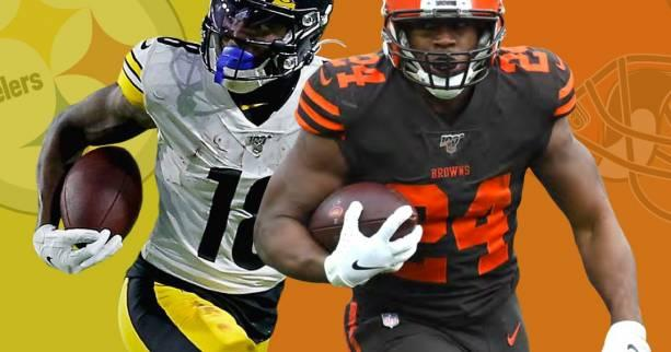 Foot US - NFL - NFL 2020 : Pittsburgh Steelers - Cleveland Browns en direct vidéo