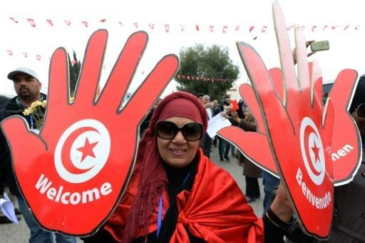 Tunisian democracy activists win Nobel Peace Prize