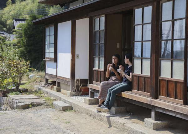 A trip to a quiet mountain village in Yamanashi-the ultimate pastoral getaway