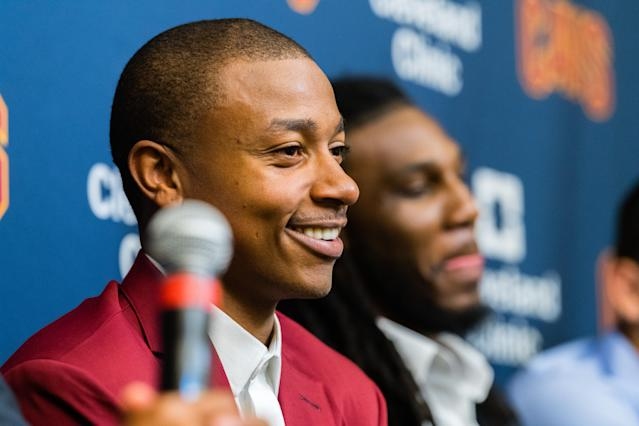 How Will Cavaliers Use Isaiah Thomas Against Trail Blazers? LeBron James Must Gel Fast With Returning Star