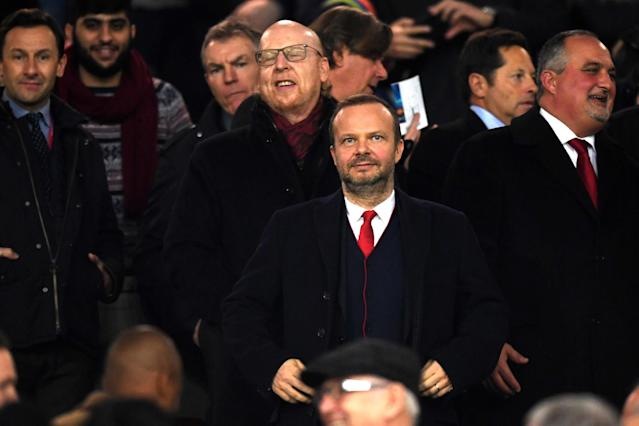 Neville was critical of the structure beneath Ed Woodward at Old Trafford