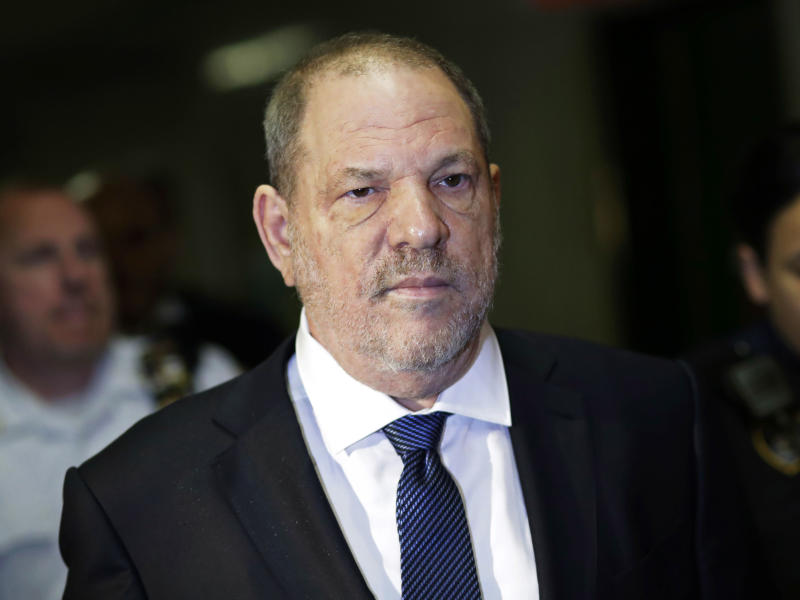 Three additional accusers to testify against Harvey Weinstein at trial