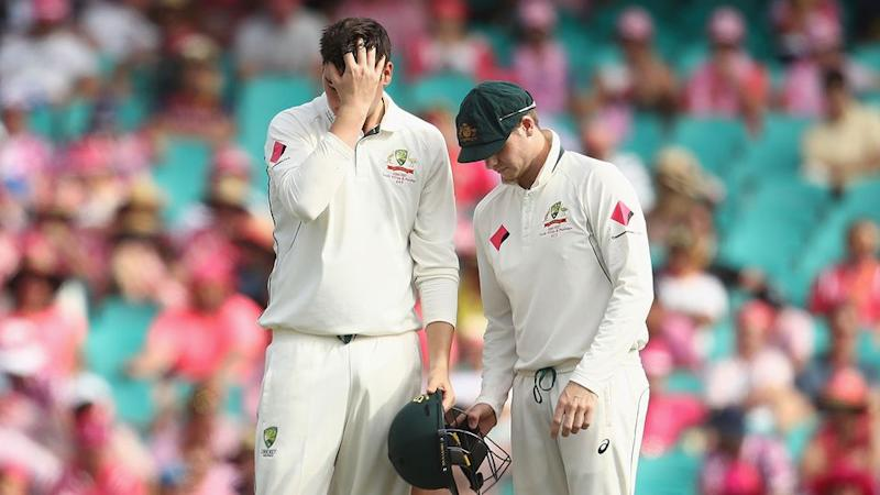 Renshaw has been left shattered by his Test axing. Pic: Getty
