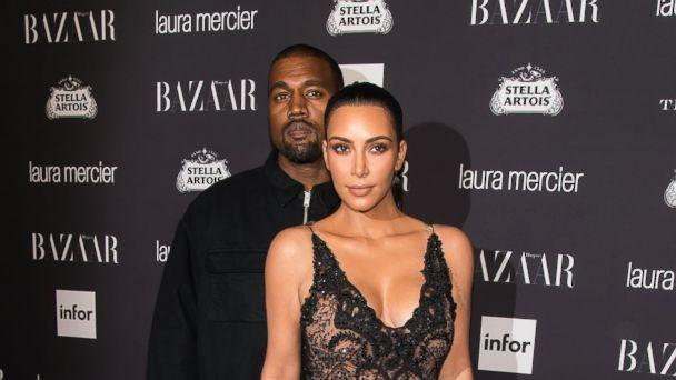 PHOTO: Kanye West and Kim Kardashian West attend Harper's BAZAAR Celebrates 'ICONS By Carine Roitfeld' at The Plaza Hotel, on Sept. 9, 2016, in New York City. (Gilbert Carrasquillo/Getty Images, FILE)