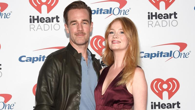 James Van Der Beek is Expecting Fifth Child With Wife,Kimberly