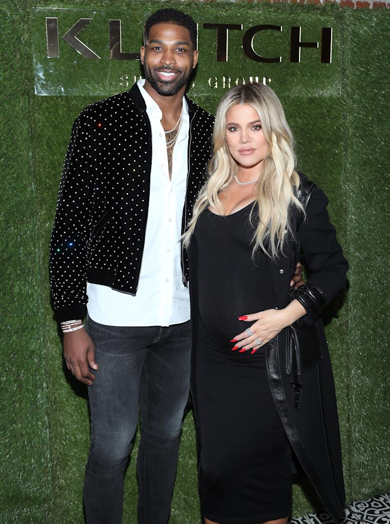 Khloe Kardashian Tristan Thompson Is Lucky I Was Pregnant When I Found Out He Cheated