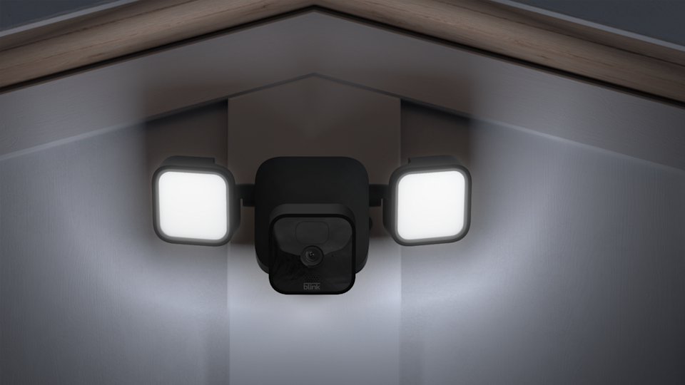 The Blink Floodlight Camera has a 110-degree field of view.