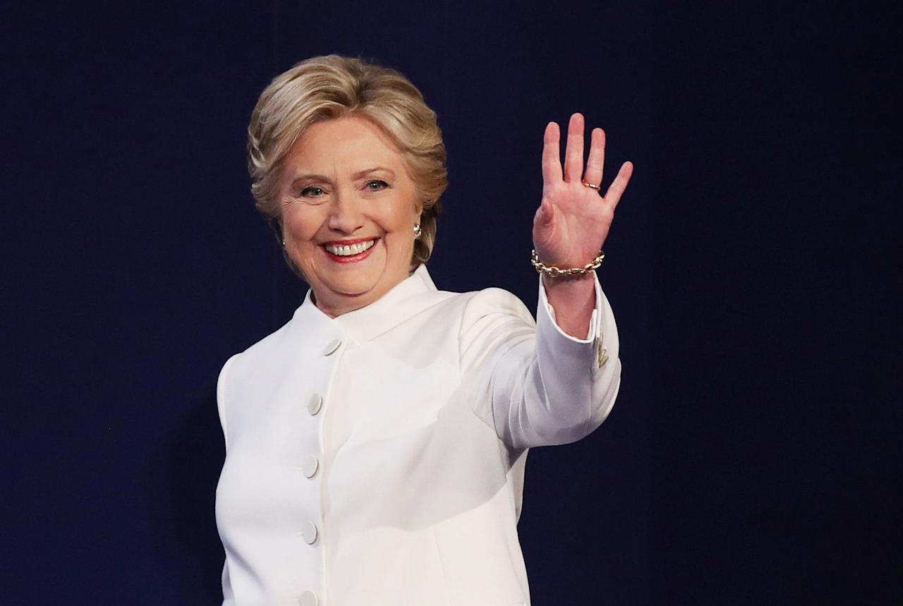 <p>If she wins, becoming POTUS won't be the first time Hillary Clinton has broken down barriers and been a pioneer. Here are 11 other times she's already been the first to do something.</p>