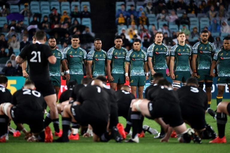 New Zealand have held the Bledisloe Cup since 2003