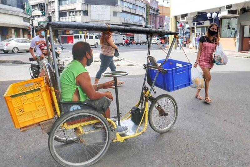 City dad urges Labella: Release cash aid to PWDs