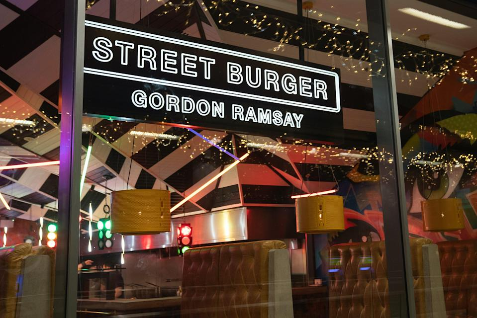 <p>The chef said he believes in supporting growth in the sector at a hard time</p> (STREET BURGER)