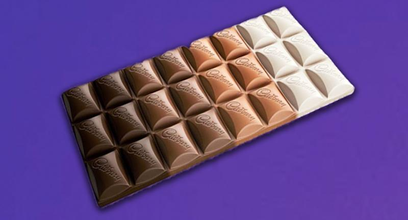 "Cadbury created a four-in-one chocolate bar to ""unite"" India [Photo: Cadbury]"