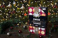 """<p>Somewhere, somehow, advent calendars went from a kid-friendly countdown to Christmas to an excuse to eat (or drink) something delicious every day, December 1st to December 24th. Last year, we saw a ton of boozy sets—<a href=""""https://www.delish.com/food-news/a23568965/twelve-nights-of-wine-box/"""" rel=""""nofollow noopener"""" target=""""_blank"""" data-ylk=""""slk:wine"""" class=""""link rapid-noclick-resp"""">wine</a>, <a href=""""https://www.etsy.com/listing/488748807/beer-advent-calendar"""" rel=""""nofollow noopener"""" target=""""_blank"""" data-ylk=""""slk:beer"""" class=""""link rapid-noclick-resp"""">beer</a>, even <a href=""""https://www.delish.com/holiday-recipes/news/a55176/gin-and-tonic-advent-calendar/"""" rel=""""nofollow noopener"""" target=""""_blank"""" data-ylk=""""slk:gin"""" class=""""link rapid-noclick-resp"""">gin</a>. There are also plenty of chocolate calendars and even a <a href=""""https://www.worldmarket.com/product/the-english-tea-shop-advent-calendar-24-count.do?sortby=ourPicks"""" rel=""""nofollow noopener"""" target=""""_blank"""" data-ylk=""""slk:tea calendar"""" class=""""link rapid-noclick-resp"""">tea calendar</a> for those more inclined to casually sip their way through December.</p><p>But perhaps the best creation? A cheese advent calendar! Because who—save for vegans and the lactose-intolerant—wouldn't want to eat a bite of cheese every day for three weeks?! The idea has surely crossed your mind (and maybe your <a href=""""https://www.pinterest.com/pin/528117493788861631/"""" rel=""""nofollow noopener"""" target=""""_blank"""" data-ylk=""""slk:Pinterest feed"""" class=""""link rapid-noclick-resp"""">Pinterest feed</a>) before, but this year, you can actually purchase one. Clear some space in your fridge ASAP.</p>"""
