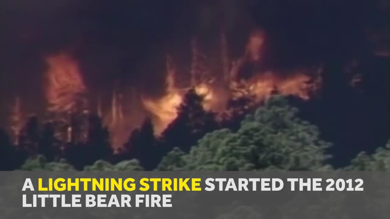 Little Bear, Cerro Grande, Las Conchas and Whitewater Baldy... a look back at some of the state's most destructive wildfires.