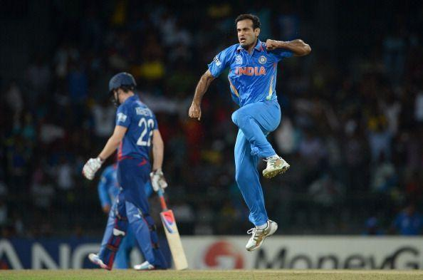 Pathan hasn't featured for India since 2013. Pathan was not initially in the team for the Tour of Sri Lanka but he joined in place of an injured R Vinay Kumar. The Baroda all-rounder went on to play all five matches as he ended the series as the highest wicket-taker with 8 wickets at an average of 26.37. Pathan's 31-ball 34 in the third ODI helped India win the game with only two balls to spare while he took a five for in the final ODI which later earned him the Man of the Match award.Pathan then became a regular in India's scheme of things during the World T20 but he was dropped from the side at the conclusion of the tournament. He was chosen in the team that won the Champions Trophy but only played one warm-up game.Following the Champions Trophy, injuries have prevented Pathan from performing well at the domestic circuit. However, he did perform quite well during the domestic season in 2016-17 but that hasn't been enough to earn a recall to the national team.With India having Hardik Pandya and age not on Pathan's side, it looks definitely to be the end of the road for Irfan Pathan in the national team.